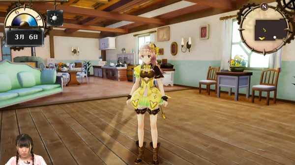 Atelier Lydie  Suelle: The Alchemists and a Mysterious Paintings