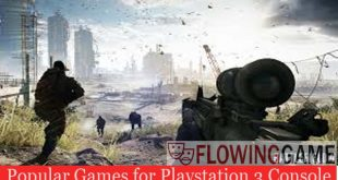 Popular Games for Playstation 3 Console